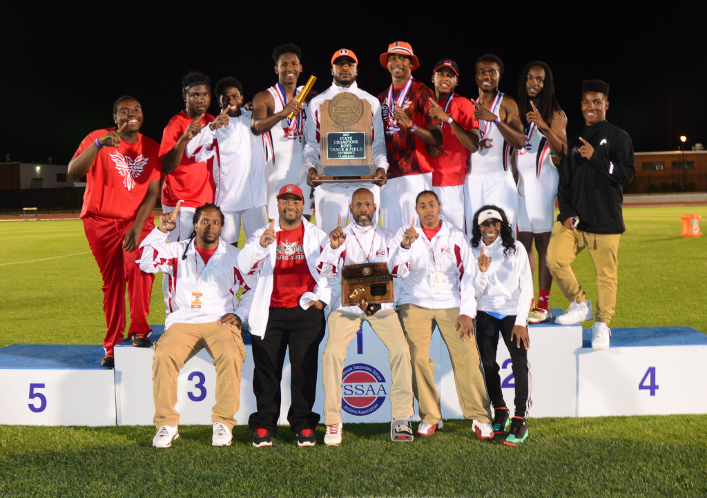 2015 A-AA Track and Field Champions Pearl-Cohn Firebirds