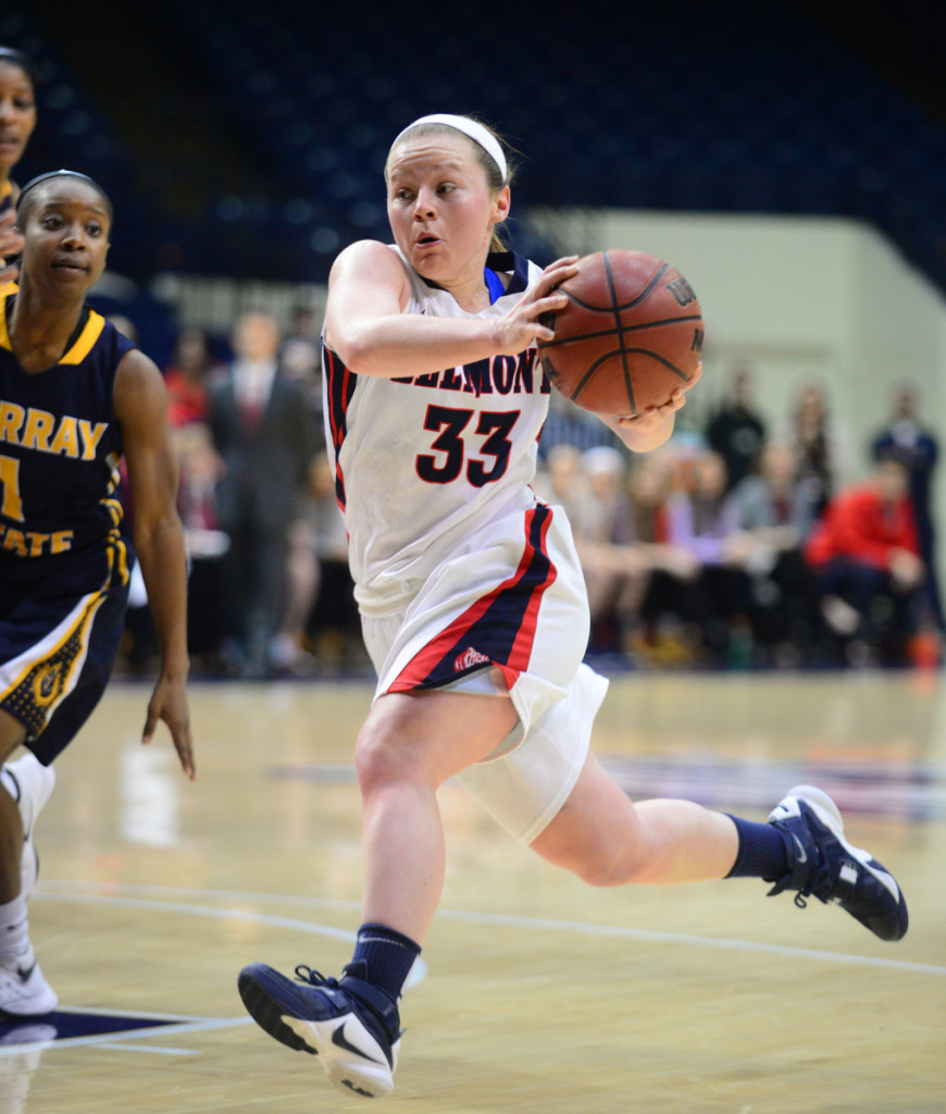 Belmont's Darby Maggard