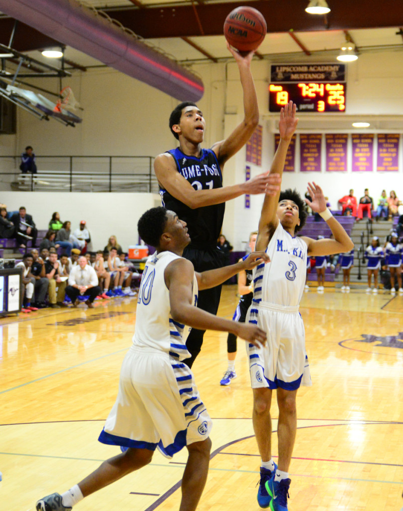 Hume Fogg Knocked Out MLK in District 10-AA Tourney