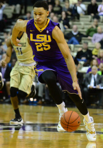 LSU's Ben Simmons - Photo by Mike Strasinger