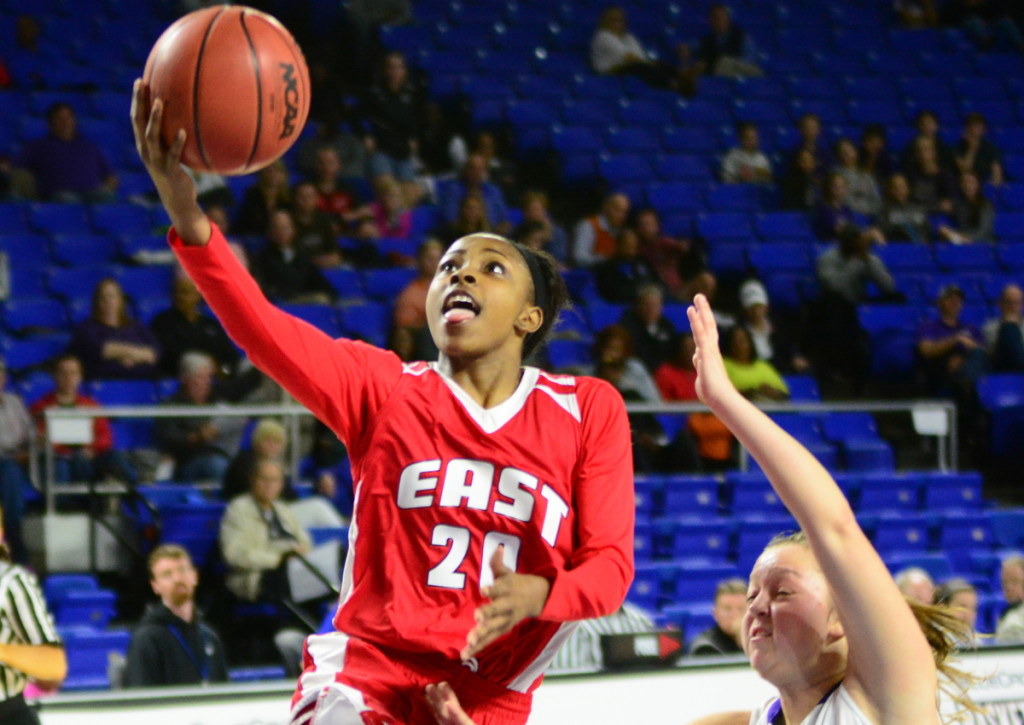 East Nashville's Erica Haynes-Overton - Photo by Jacob Crawford/BobcatBeat.net