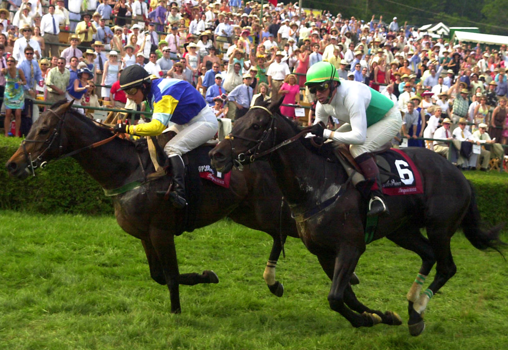 The 75th running of the Iroquois Steeplechase  takes place on Saturday at Percy Warner Park. - File Photo by Mike Strasinger