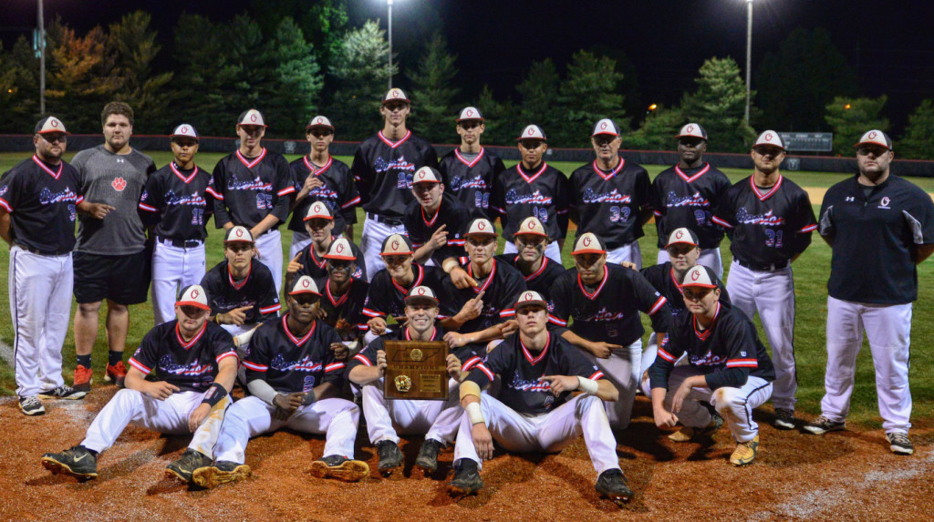 District 12-AAA Champion Overton Bobcats - Photos by Mike Strasinger