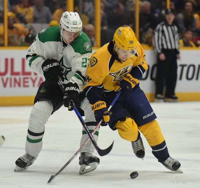 Preds Down 3-0, Come Back To Win 5-3, Photo Gallery